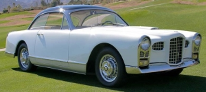1955 Facel-Vega FV-1 Coupe a Featured NO RESERVE Offering at Russo and Steele Monterey