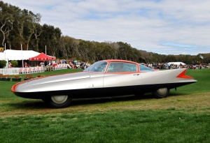 Chrysler Ghia Streamline X 'Gilda' Concept