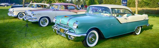 1955 Pontiac Star Chief Series 28