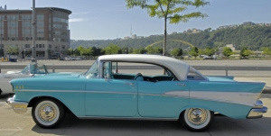 The 1957 Chevrolet Bel Air