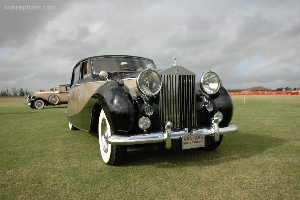 The 1957 Rolls-Royce Silver Wraith