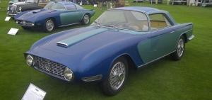 1958 Lancia Aurelia Nardi Blue Ray 2