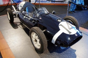 High Efficiency Motors: 1958 Formula One Season