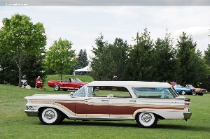 The 1959 Mercury Station Wagon