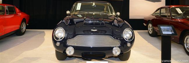 The Aston Martin DB4 GT