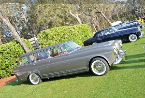 Bentley S2 LWB Shooting Brake