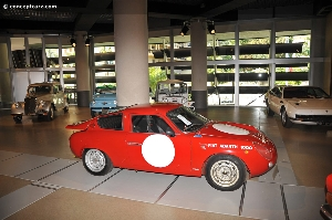 The Fiat Abarth 1000 Coupé Bialbero