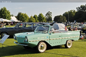 The Amphicar