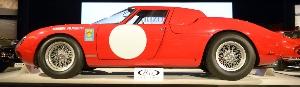 The Ferrari 250 LM