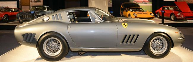 The Ferrari 275 GTB/C Speciale