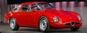 The Alfa Romeo Giulia TZ