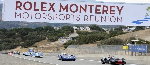 Race Groups Announced for 2015 Rolex Monterey Motorsports Reunion