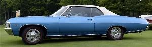 The 1967 Chevrolet Impala