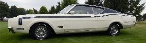 The 1969 Mercury Cyclone