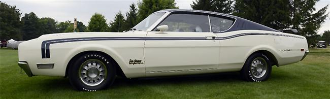 The 1969 Mercury Cyclone
