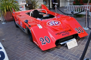 Porsche 917/10 Spyder Can-Am Racing Car