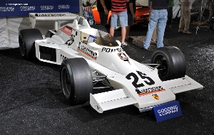 Parnelli-Porsche Indy Car