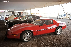 Zora Arkus Duntov's 1989 Chevy Corvette