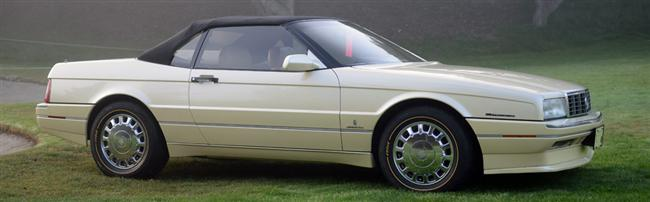 The Cadillac Allanté