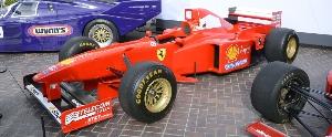 1997 Ferrari 310B F1