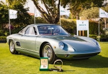 Rare 60s Gem Steals the Show at The Quail, A Motorsports Gathering