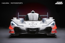 Acura Reveals Striking ARX-05 Prototype Race Car