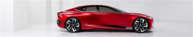 Acura Precision Concept Points to Bold Future for Acura Design
