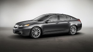 New Acura TL Special Edition Debuts with Key Feature Upgrades