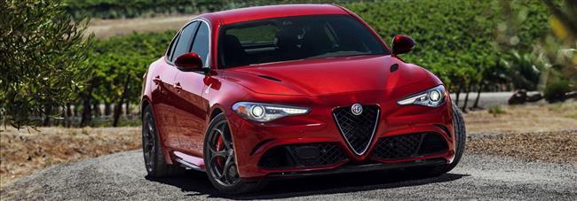 The All-New 2017 Alfa Romeo Giulia Quadrifoglio
