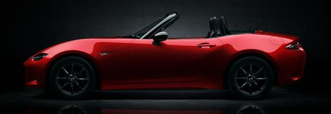 Mazda Unveils All-New Mazda MX-5