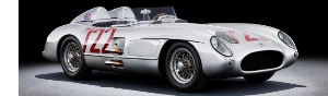 Sir Stirling Moss And His Mercedes-Benz Champions Reunited At The 20th Anniversary Amelia Concours d'Elegance
