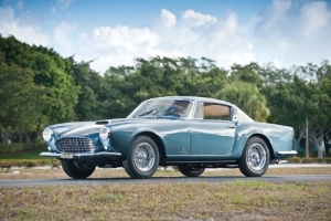 Blue-Chip Automobiles Set for RM's Ocean Front Sale at Amelia Island