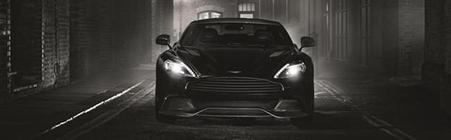 Aston Martin Reveals Vanquish Carbon Special Editions