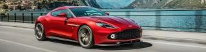 Aston Martin Unveils Limited Edition Vanquish Zagato