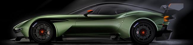 On track for glory: Aston Martin Vulcan prepares for take-off