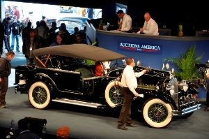 Auctions America's Highly Successful Auburn Spring Weekend Attracts Global Interest