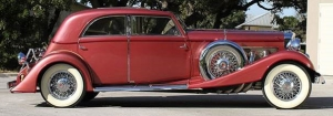 Rare Automotive Gems Lead Early Entries for Auctions America's Auburn Fall Collector Car Weekend