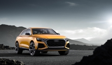 The Audi Q8 Sport Concept