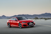 All-New Audi RS 5 Coupe Takes Charge At Geneva