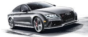 Audi exclusive RS7 dynamic edition to debut at New York International Auto Show