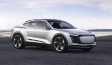 The Audi e-tron Sportback Concept