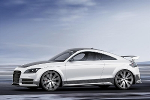 Photo Update : Audi TT ultra quattro Concept