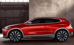 The BMW Concept X2. A new dimension to joy