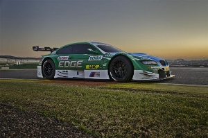 Exclusive partnership: BMW M3 DTM to race with Castrol EDGE and Aral livery