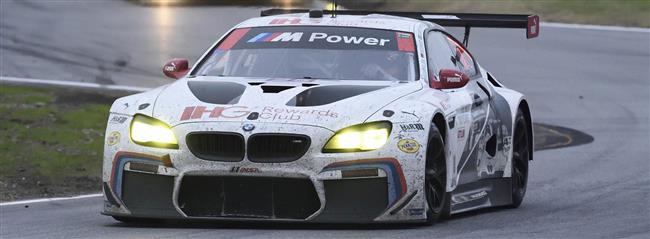 BMW M6 GTLM And BMW M6 GT3 Master The Challenge Of Daytona At Their Debut Race