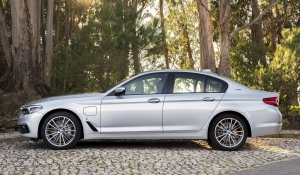 World Premiere Of The First Ever Bmw 530E iPerformance
