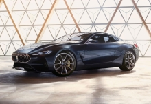The BMW Concept 8 Series. Unadulterated Dynamics And Modern Luxury – The Essence Of A BMW Coupe
