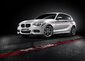 Top athlete for the premium compact segment: The BMW Concept M135i