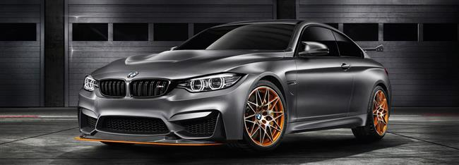 BMW Concept M4 GTS To Be Premiered During Monterey Car Week