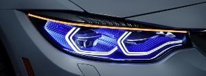 BMW M4 Concept Iconic Lights – bright ideas for enhanced driving pleasure